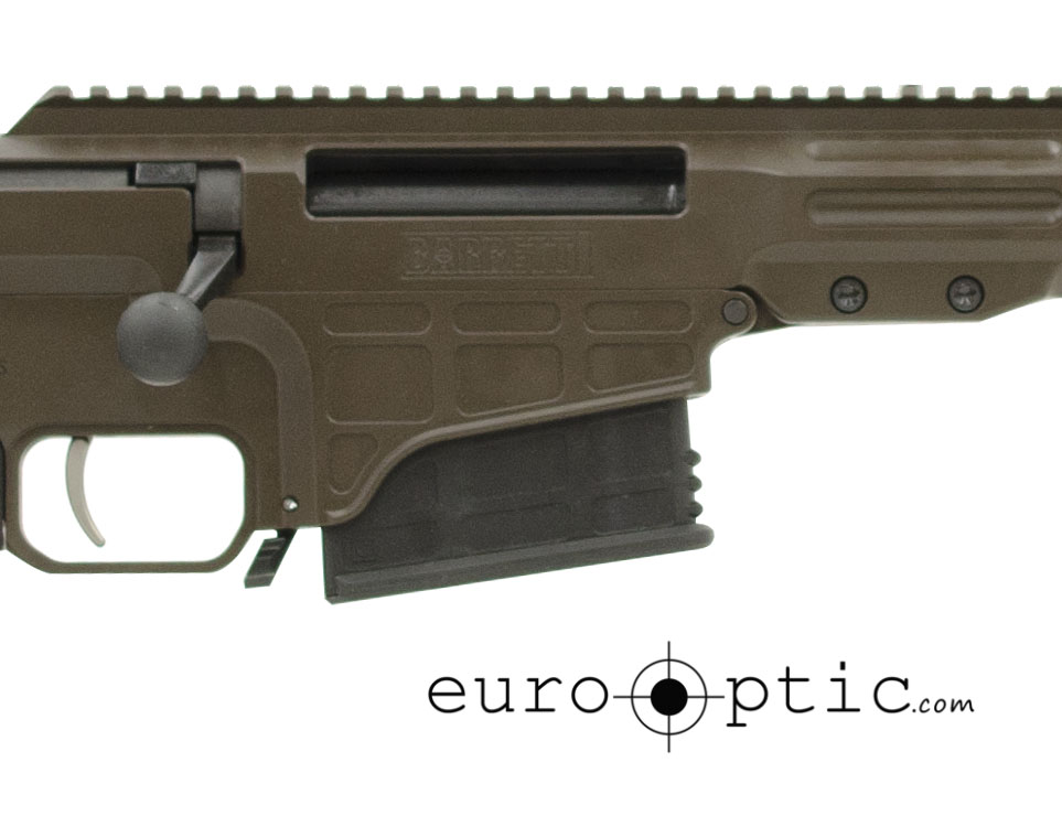 Barrett MRAD 6.5 Creedmoor Brown CF 15501