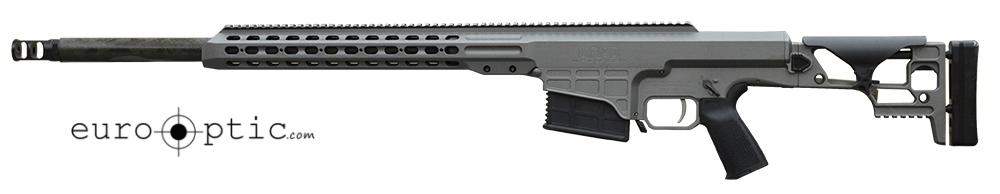 Barrett MRAD 338 Lapua Grey 24