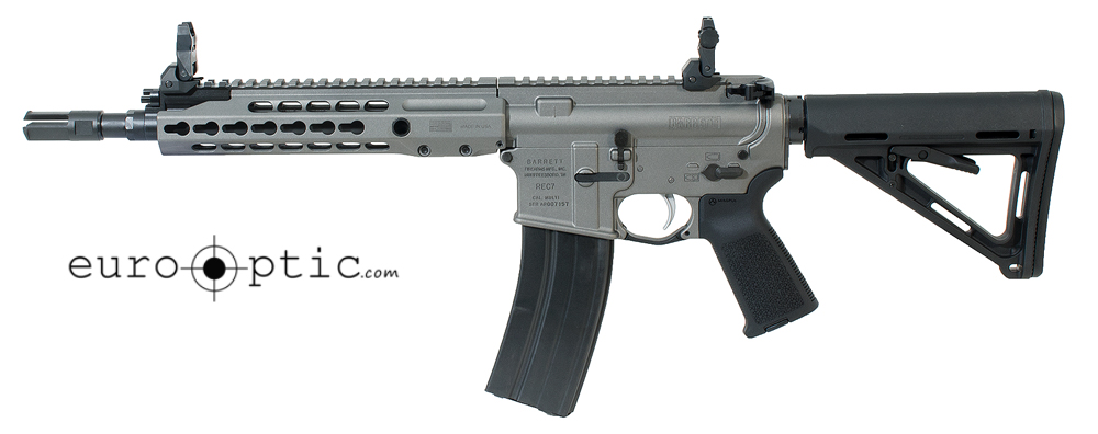 Barrett REC7 6.8 SPC Rifle: GEN II SBR Grey Receiver 11.5