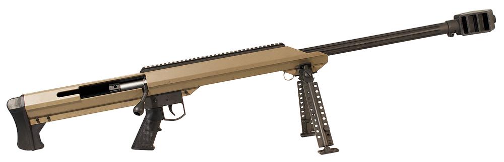 Barrett Model 99 .50 BMG 29