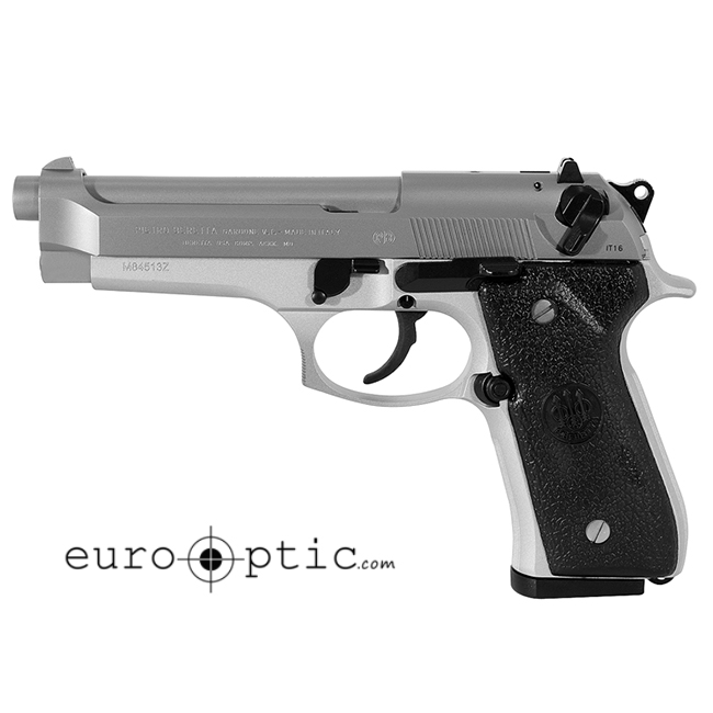 Beretta 92 FS INOX (IT) 9mm Pistol JS92F520M