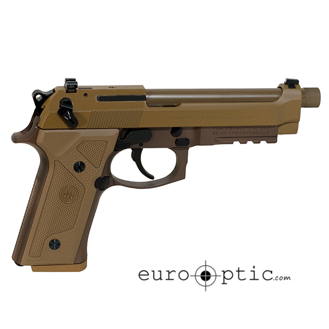 Beretta M9A3 9mm w/ 3 10rd Mags JS92M9A3