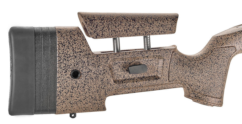 Bergara B-14 HMR (Hunting & Match Rifle) 7mm Rem Mag Molded MiniChassis Stock 24