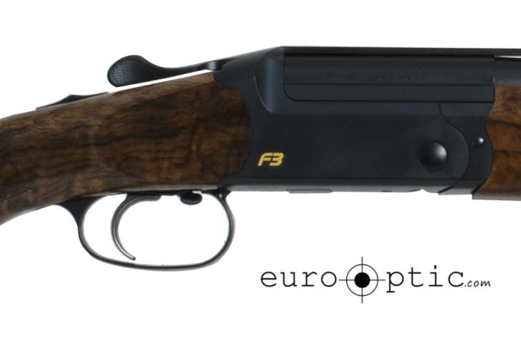 Blaser F3 Competition - STD RH -12 GA 32 inch - Grade 4 Std LOP