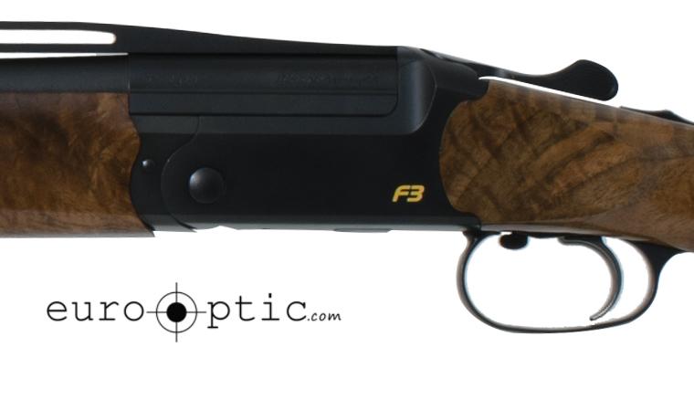 Blaser F3 Vantage - STD Left Hand -12 GA 30 inch - Grade 4 Std LOP