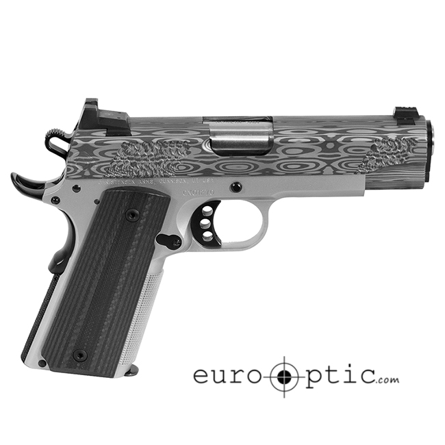 Christensen Arms 1911 C4 9mm Damascus Pistol CA10282-1071111