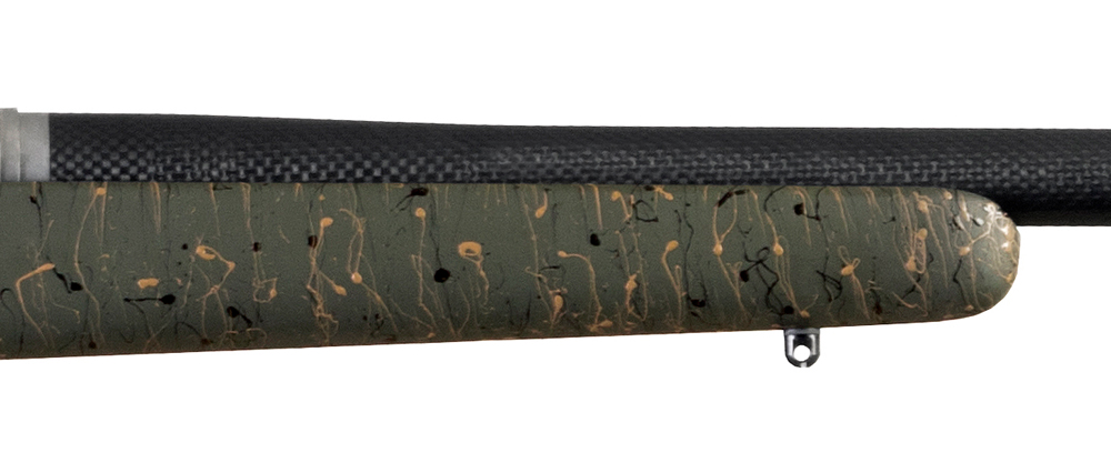 Christensen Arms Ridgeline .300 RUM Green W/ Black and Tan Webbing Rifle CA10299-115413