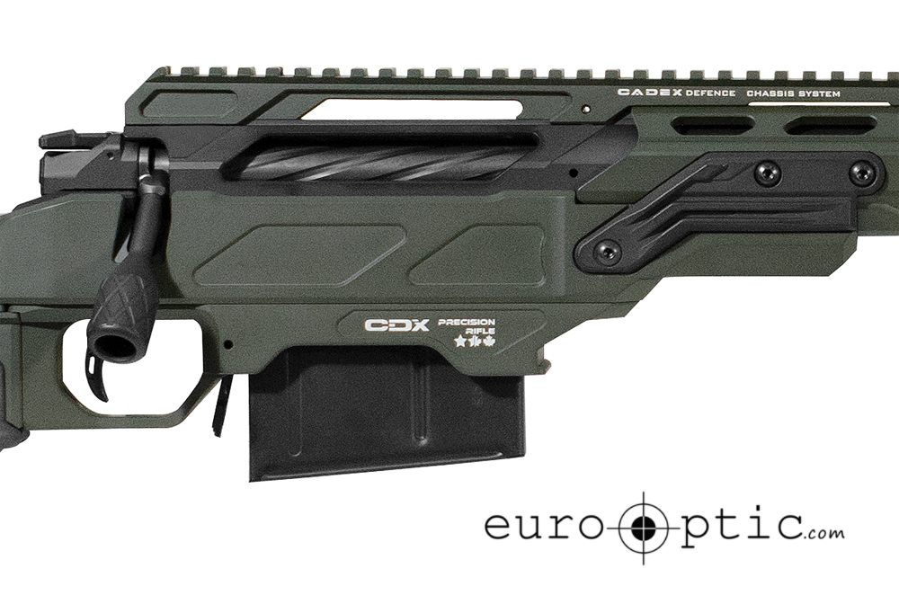Cadex Patriot Tac .338 LM 27