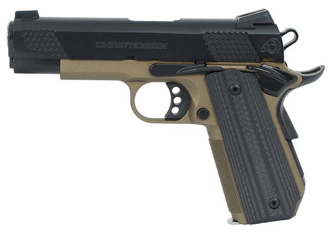 Christensen Arms C4-Ti .45 ACP 4
