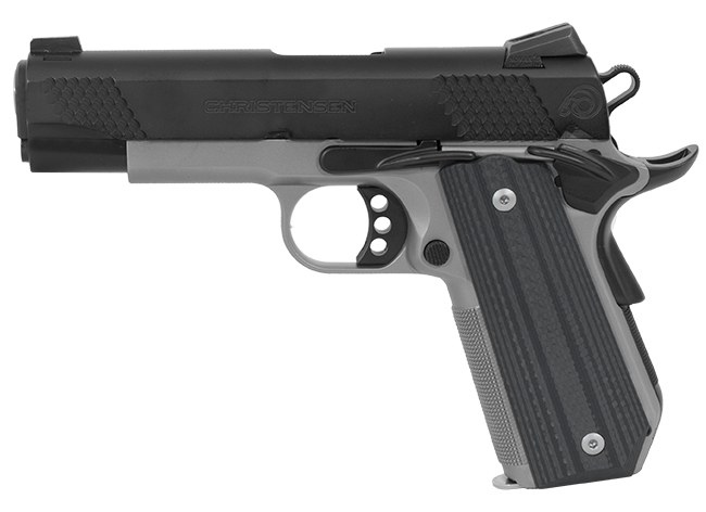Christensen Arms C4-Ti .45 ACP 4