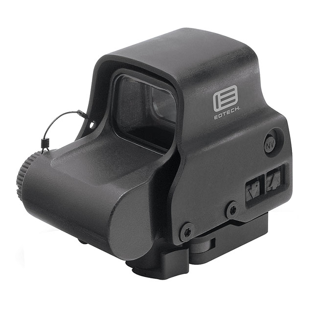 EOTech EXPS3-4 Holographic Sight .223 Ballistic Reticle