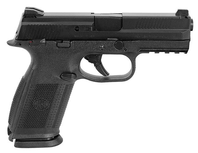 FNS-40 MS Blk/Blk (3) 14rd 66940