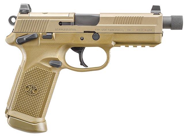 FNX-45 Tactical DA/SA MS FDE/FDE (3) 15rd Night Sight 66968