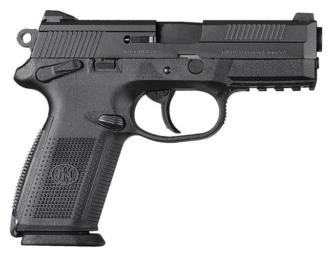 FNX-40 DA/SA MS Blk/Blk (3) 14rd 66852