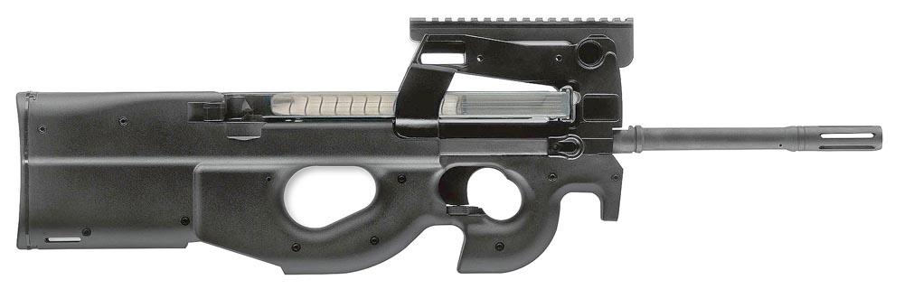 FN PS90 Standard Blk 30rd 3848950460