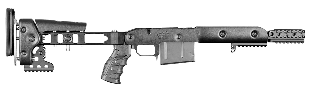 GRS Bolthorn D Tikka T3 LA 300 Win Mag Chassis 102892
