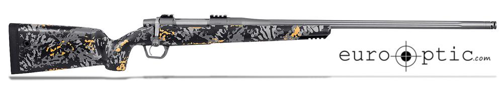 Gunwerks RevX 7 Rem Mag Dark Orange 25