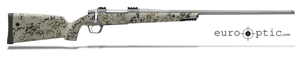 Gunwerks RevX 7 Rem Mag Forest 3G Fluted Tungsten Rifle