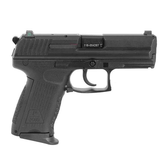 HK P2000 (V3) 9mm Pistol 709203LE-A5