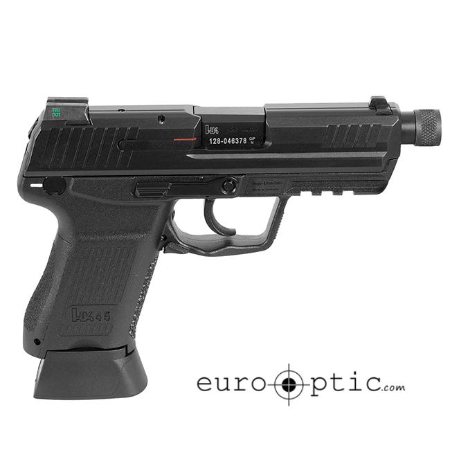 Heckler Koch HK45 Compact Tactical V7 LEM .45 ACP Pistol 745037T-A5