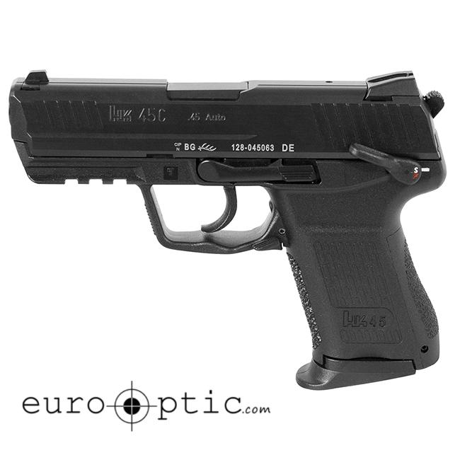 Heckler Koch 45C V1 .45 ACP Pistol 745031-A5