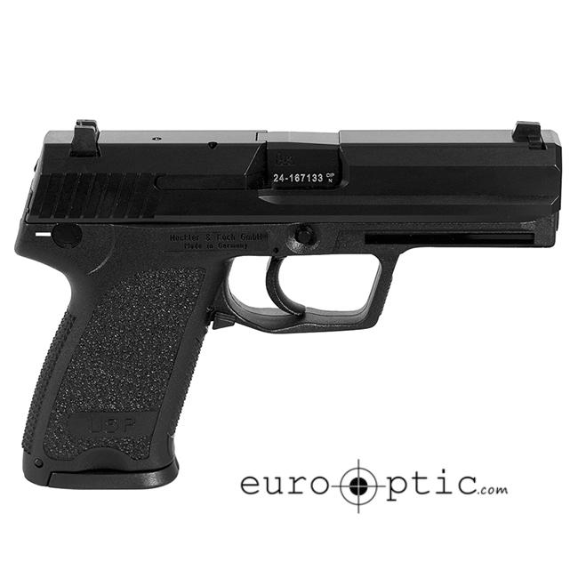 Heckler Koch USP9 V7 LEM 9mm Pistol 709007-A5