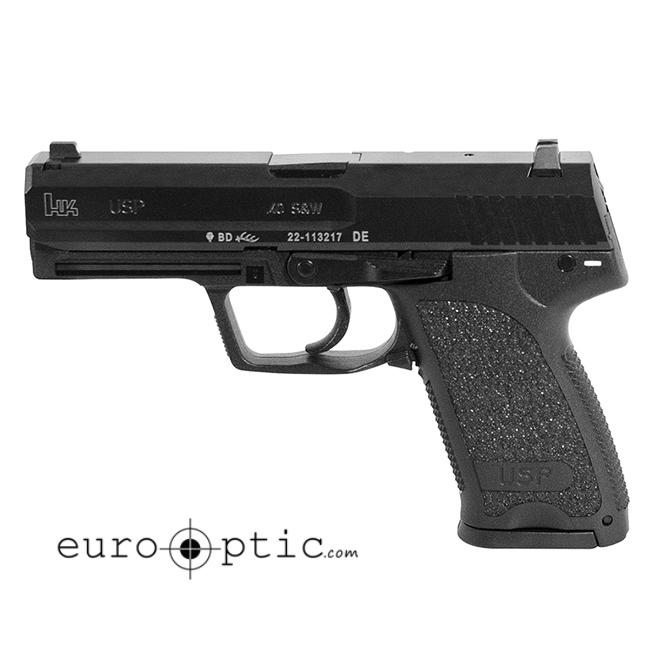 Heckler Koch USP40 V7 LEM .40 S&W 13rd Pistol  M704007-A5