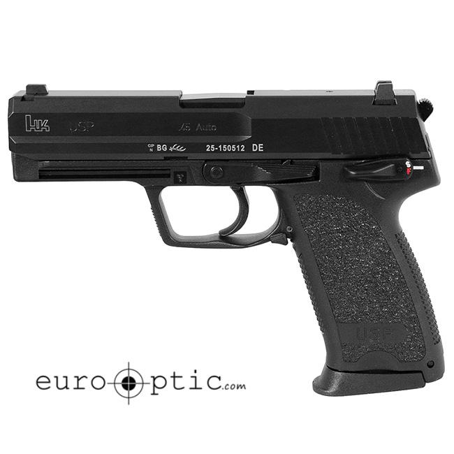 Heckler Koch USP45 V1 .45 AUTO Pistol 704501LE-A5