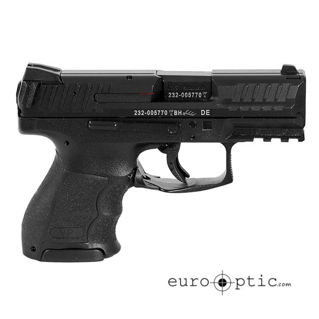 Heckler Koch VP9 SK 9mm Pistol 1 flat & 1 Ext 10rd mags 700009K-A5