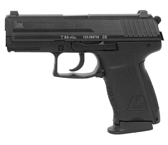 HK P2000 V3 .40 S&W Pistol 704203LEL-A5