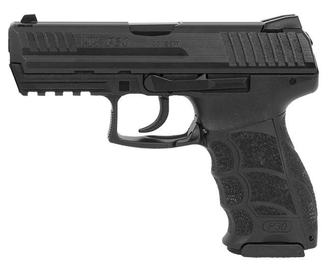 HK P30 V1 Light LEM .40 S&W Pistol M734001-A5