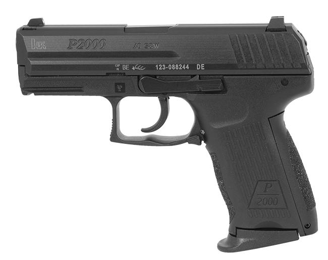 HK P2000 V2 LEM .40 S&W Pistol 704202-A5