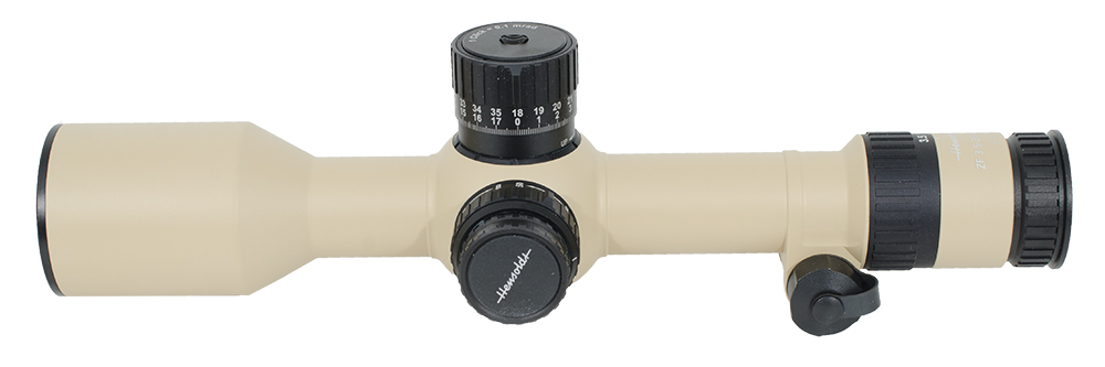 Hensoldt ZF 3.5-26x56 H59 Reticle Sand Finish