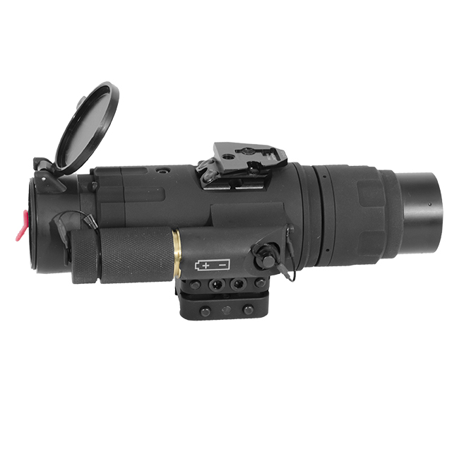 IR Defense SNIPE-IR Clip-On Thermal Sight CLIP-640-35