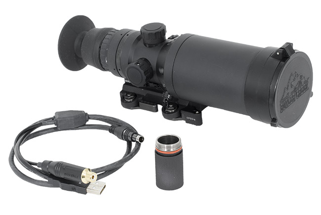 IR Hunter Mark III 2.5x Kit IRHM3-640-35-K