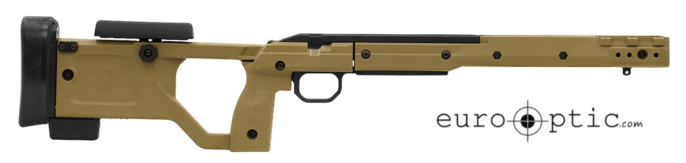 KRG 180-X-ray CZ455 FDE Chassis