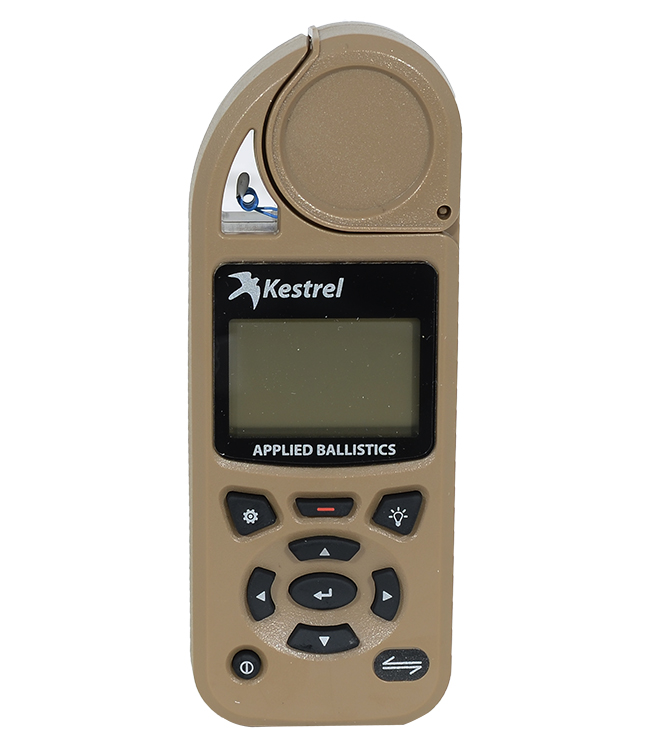 Kestrel Elite Weather Meter w/ Applied Balistics Desert Tan 0857ATAN