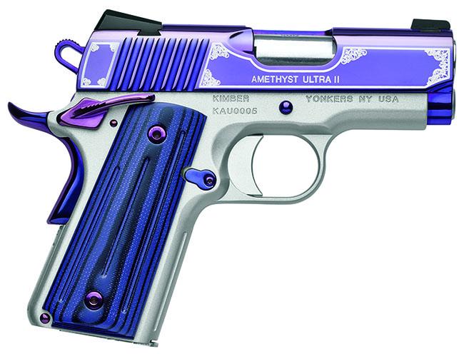 Kimber Special Edition Amethyst  Ultra II 9mm 3200319