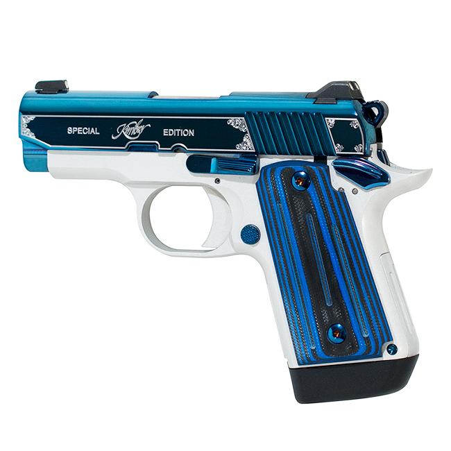 Kimber 1911 Micro Pistols: Kimber 1911 Micro 9 Sapphire 9mm Pistol 3300111