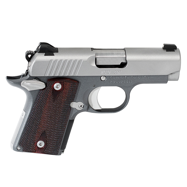 Kimber 1911 Micro 9 CDP 9mm Pistol 3300097