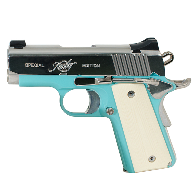 Kimber Special Edition Ultra Bel Air II 9mm.  MPN 3200367