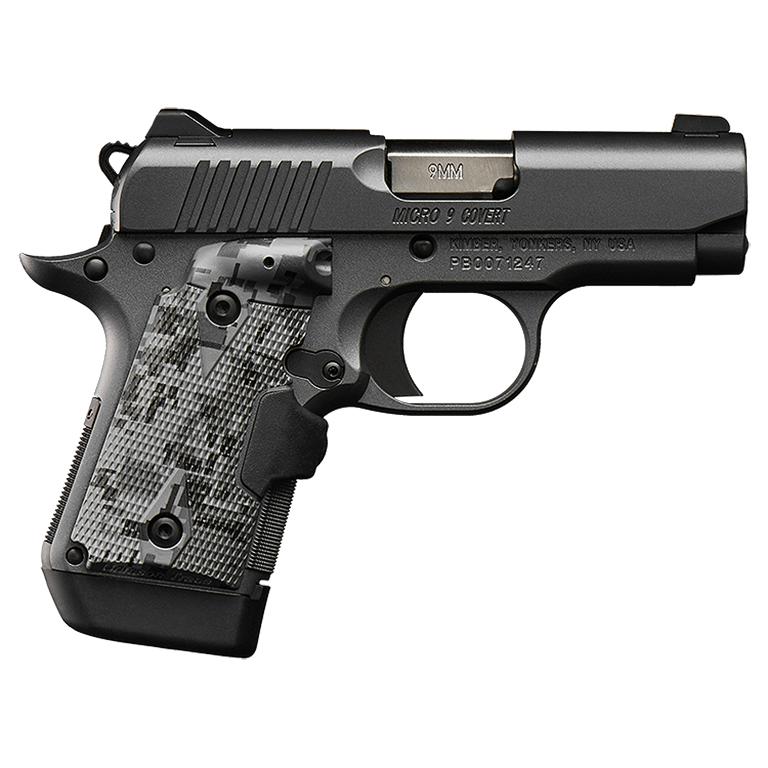 Kimber Micro 9 Covert 9mm Pistol 3300187