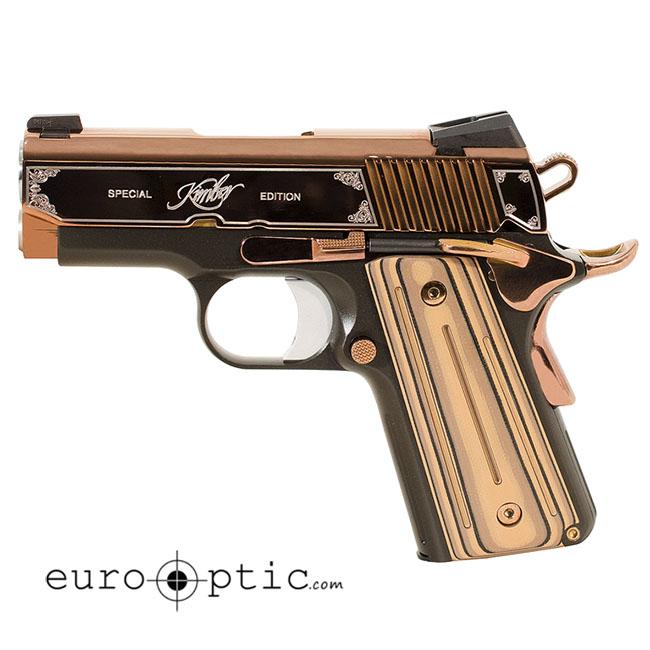 Kimber Rose Gold Ultra II 9mm Pistol 3200372