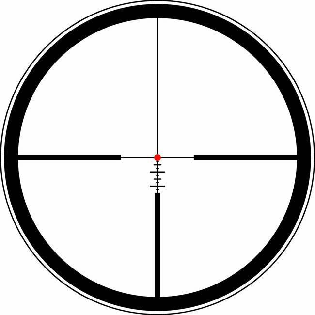 LEICA MAGNUS 2.4-16x56 i L-Ballistic Scope 54110