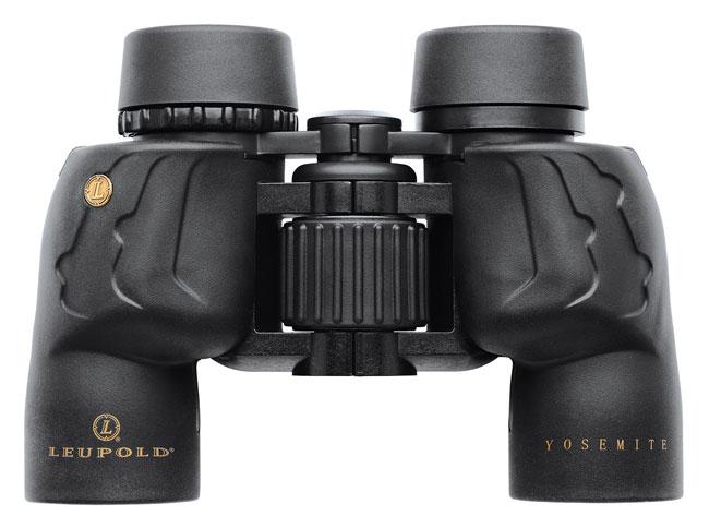 Leupold BX-1 Yosemite 8x30mm Clamshell Black 67710