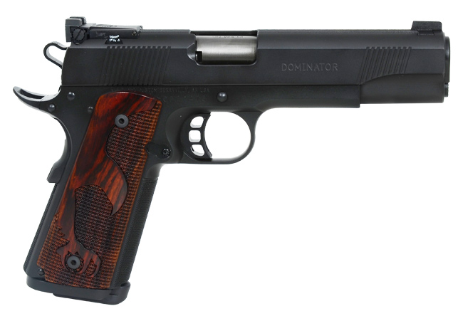 Nighthawk Dominator 1911 9mm 5in Black Out