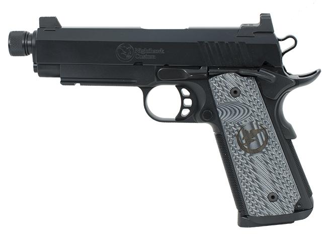 Nighthawk Silent Hawk .45ACP Pistol