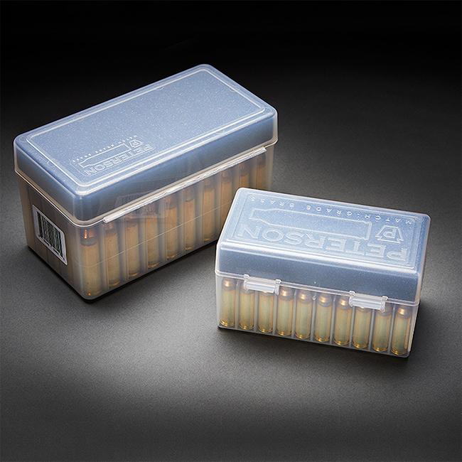 Peterson 260 Remington Casing Box of 50 PCC260RM - Reloading