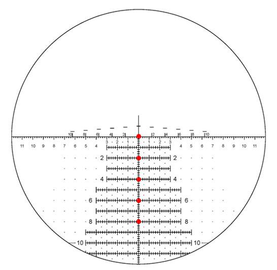 Schmidt Bender PMII 3-20x50 H59 Scope 668-945-592-B2-A8