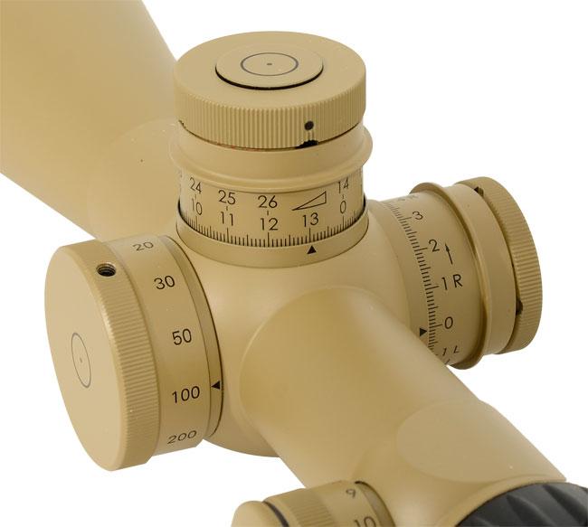 Schmidt Bender PMII 5-25x56 LT MTC H2CMR Scope 677-945-922-B8-B4